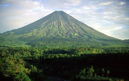 Resultado de imagen de volcan compuesto